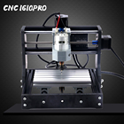 3axis USB Port Mini DIY CNC 1610 pro Pcb Wood Engraving Router ER11 Collet CNC Milling Machine for Hobby