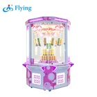 Coin Operated Key Master Game Prize Vending Game Machine