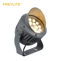 FREYLITE High brightness outdoor waterproof led landscape projector lamp rgb lighting 18w leds flood light