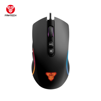 2020 Fantech New Gaming Mouse X16 Fantech with PIXART sensor Running RGB lighting Wired Optical computer mouses