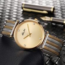 Лидер продаж продукта в 2018 Нержавеющаясталь золотой браслет со стразами подарки для Для женщин, выполненная в мимиаистичном дизайне, брен...(Китай)
