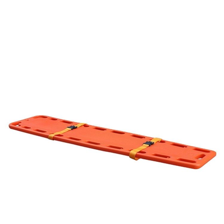 BT-TL001 Cheap light  PE material Spinal Board for hospital/ambulance/clinic