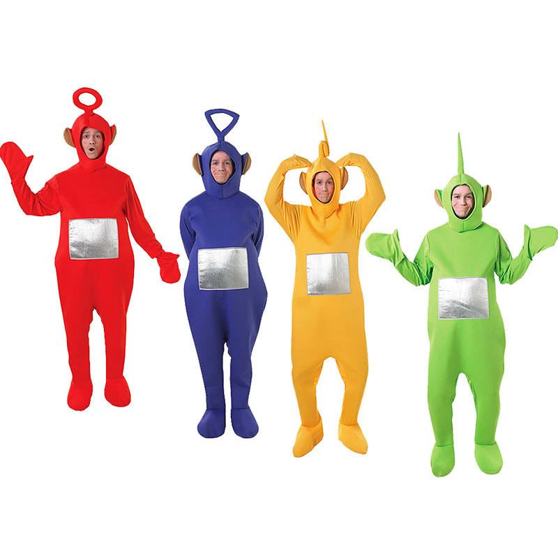 Factory hot sale teletubbies costume