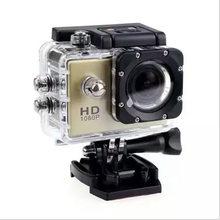 Подводная камера для занятий спортом на открытом воздухе, мини-камера, водонепроницаемая камера с цветным экраном, водостойкая камера виде...(Китай)