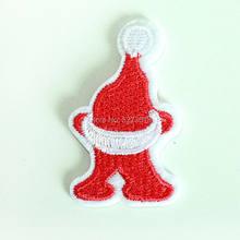 Новая 26 Рождественская A-Z буквы Алфавит эмблема на ткани швейная аппликация патч для одежды Вышивка Сделай Сам одежда подарочные аксессуар...(Китай)