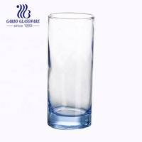 Green apple brand highball drinking glass cup