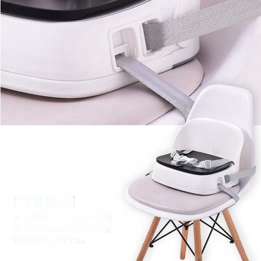Baby Infant Portable Travel Booster Seat Travel High Chair 2-in-1
