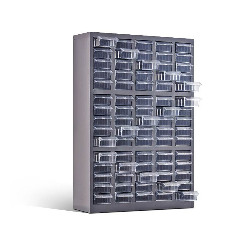 Preço barato de Plástico Gaveta Do Armário Peças 75 Armário de Gavetas de Armazenamento De Componentes Eletrônicos
