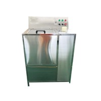 semi automatic 5 gallon brushing washing machine for pure water product line