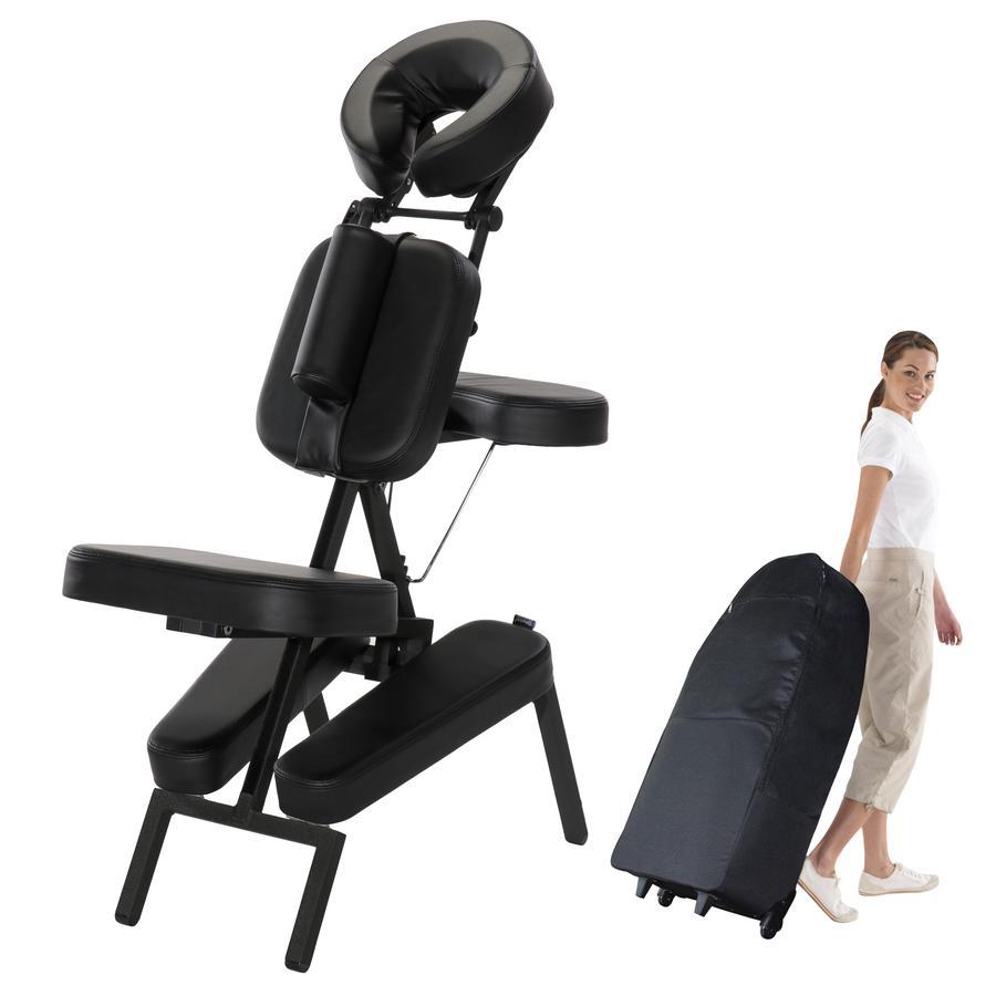 휴대용 마사지 의자 알루미늄 마사지 의자 접이식 마사지 의자