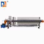 PLC Control Automatic Discharge Cakes Filter Press New Pure PP Filter Plates One Year Quality Warranty