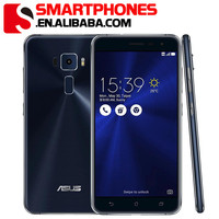 Original ASUS Mobile phone Zenfone 3 ZE552KL 5.46 Inch Snapdragon 625 Octa core RAM 4GB ROM 64G 16.0MP Camera Android Cellphone
