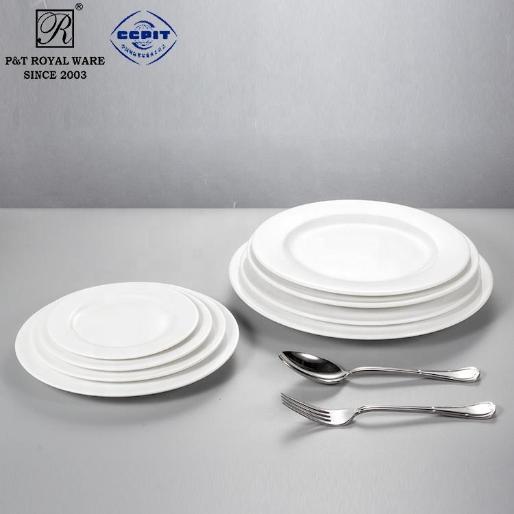porcelain dishes for hotel