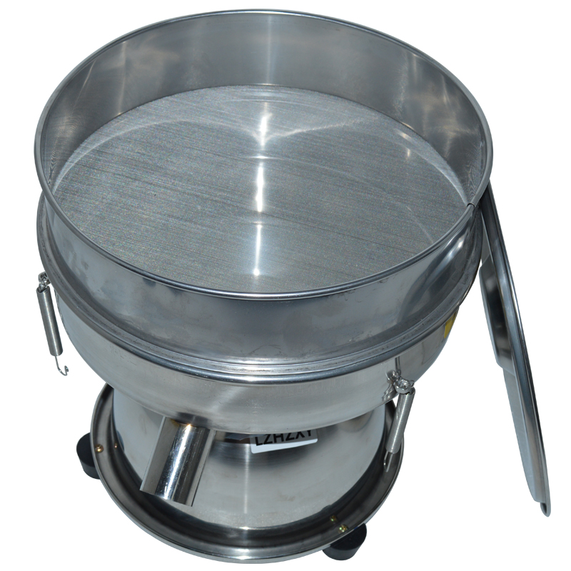 110/220V vibrating electrical machine sieve for powder particle electric sieve YCHH0301 stainless steel chinese medicine 50W