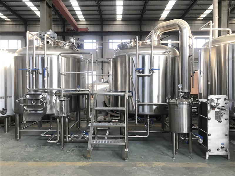 2500l beer machine