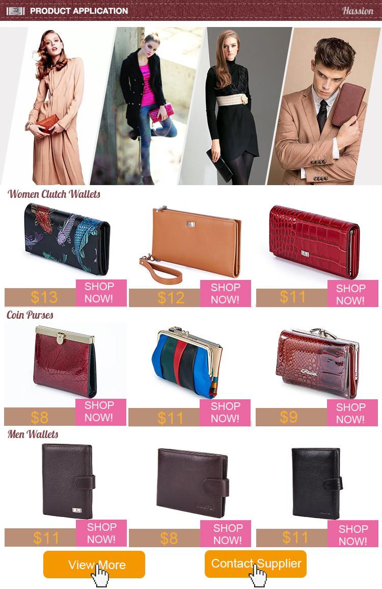 Men Passport Holder Wallet Credit Card Holder Coin Pocket Holder Man Purse leather wallet men for Money Storage