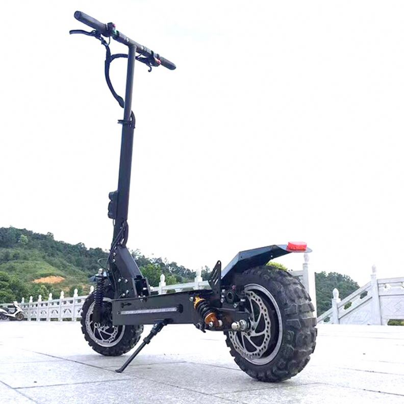 Pedaal elektrische scooter uit china