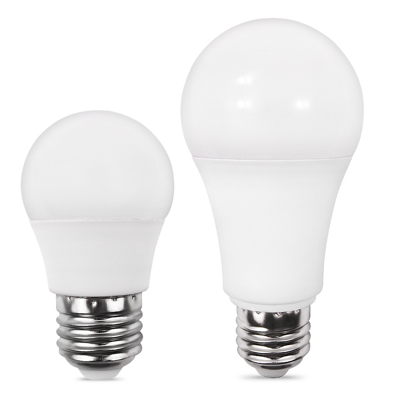 China Manufacturer Directly Wholesale A19 A60 7W 9W 12W LED Lights AC120V AC230V Lamp E26 E27 B22 Led Bulb