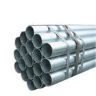 Trade Assurance ms erw galvanized welded steel pipes