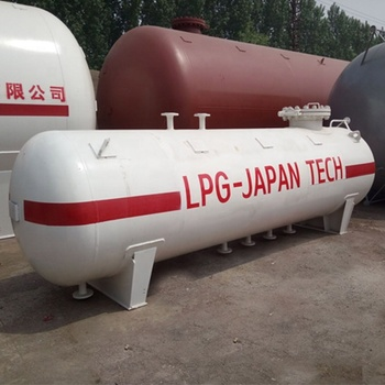 China Fabriek Bulk LPG Opslag Tanks, LPG Tank, LPG Gas Tanker
