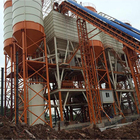 Ready Stationary Concrete Batching Plant Cement Mixer Stationary Concrete Batch Plant Concrete Ready Mixing