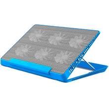 Игровой ноутбук кулер USB подставка для ноутбука Регулируемая скорость 6 Вентилятор Охлаждающая подставка алюминиевая охлаждающая подставк...(Китай)