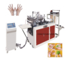 Medical Doctor Hand Plastic Gloves Making Machine