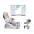 Modern Spa Beauty Salon Polish Furniture Portable Dryer Nail Manicure Station Table With Vent