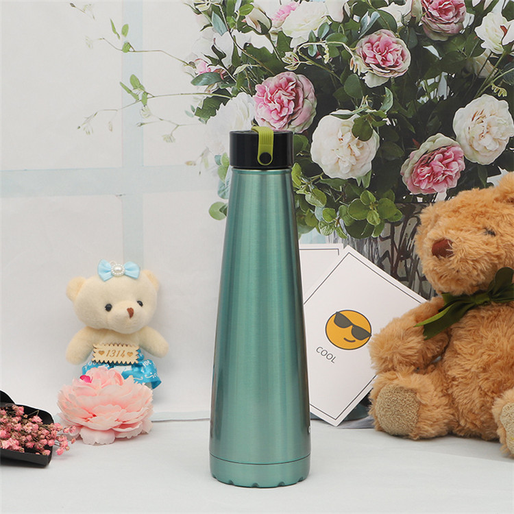 H218 Outdoor Heat Preservation Multi Colour Insulated Water Bottles Sport Vacuum Cup Portable Stainless Steel Cola Bottle