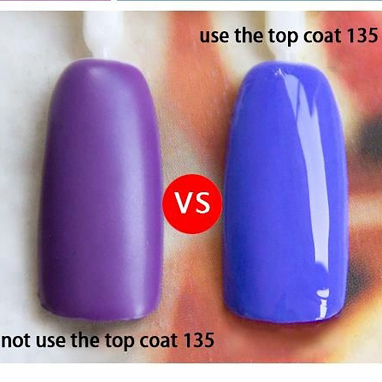 135 14 free Clear Nail Polish Bulk No UV Top Coat