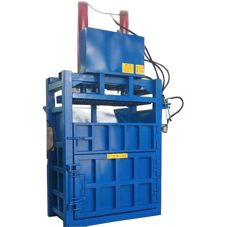 Heavy duty industrial hydraulic metal baler <strong>machine</strong>