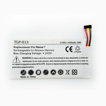 <span class=keywords><strong>Tablet</strong></span> PC Batteria Ricaricabile C11-ME370T Batteria Del Computer Portatile Per ASUS <span class=keywords><strong>Google</strong></span> nexus7 3.7V 4325mAh