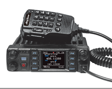 Anytone AT-D578UVPRO Digital DMR Mobile <span class=keywords><strong>Radio</strong></span> Dual Band UHF/<span class=keywords><strong>VHF</strong></span> dengan Bluetooth dan GPS