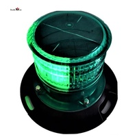 Solar Led Boat Ship Navigation Marine Equipment