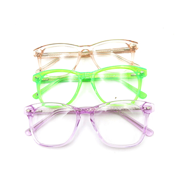 2020 glasses Popular Clear Lens Eyeglasses Optical Frames 2020 Optical Eyewear vintage acetate glasses