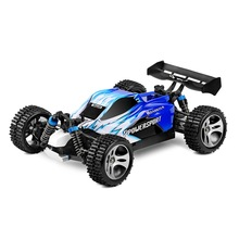 Wltoys A959 Rc Voiture 1/18 2.4Gh 4WD Buggy Tout-Terrain