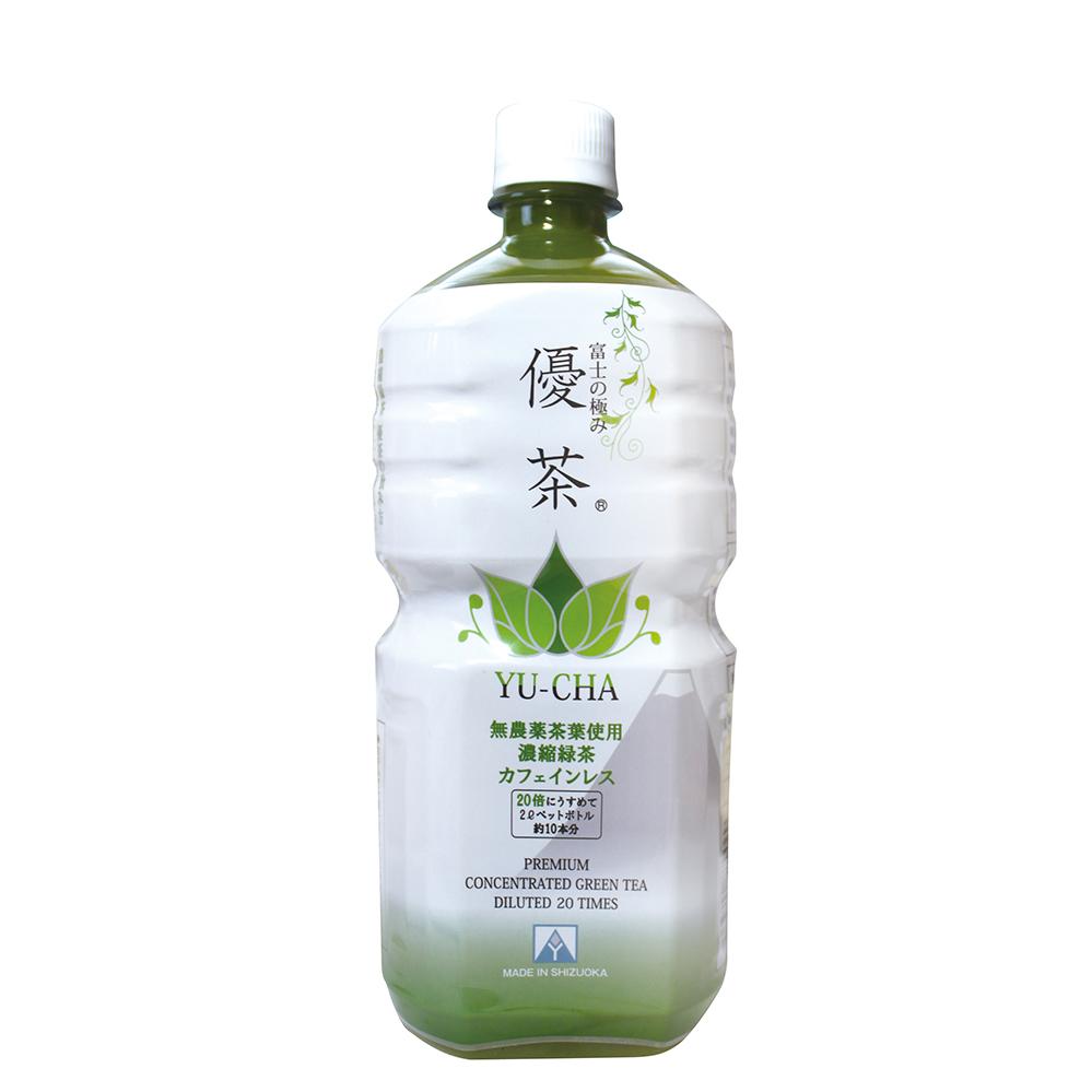 1000ml Fuji no Kiwami Yuucha Private Label Drinks Best Green Tea For Sale