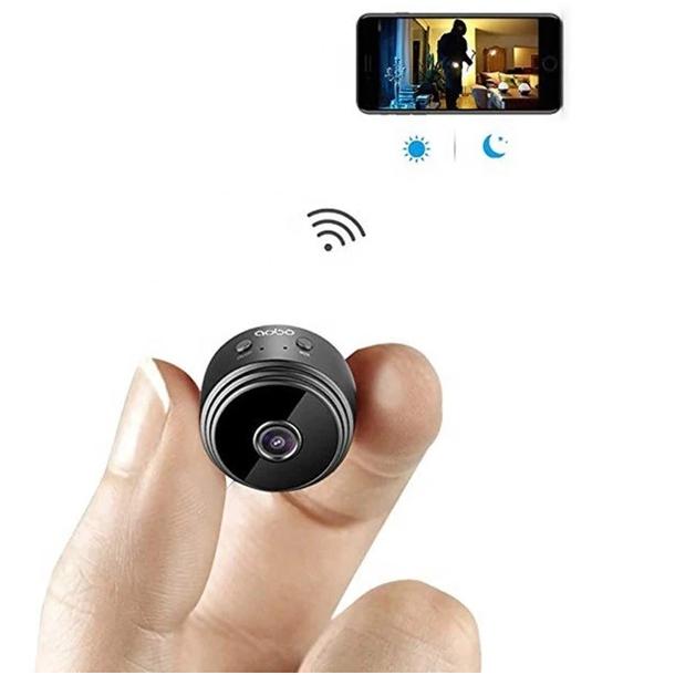 Amazon Best-seller Intérieur Sans Fil HD 1080P mini Caméra Cachée Mini Caméra Espion