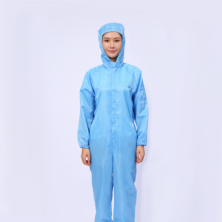 2020 New Style Washable ESD Anti Static Dust Free Clean Room Coverall Clothes Work Protection Suit - KingCare | KingCare.net