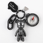 Key Plastic Promotion Plastic Hot Sell Fashion Key Rings Designs Plastic Action Figures Key Chain For Promotion Gifts