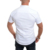 Men's T shirt Vintage Button T-shirt Casual Top Tee Men Hip Hop Activewears Tshirt Male