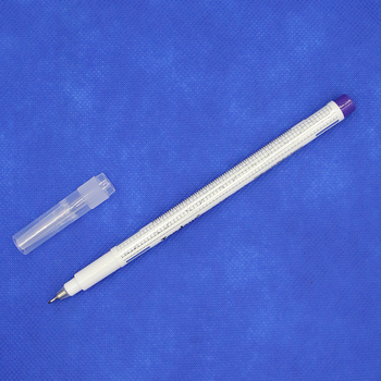 Hospital 0.5mm & 1.0mm Professional Permanent sterile surgical white skin marker