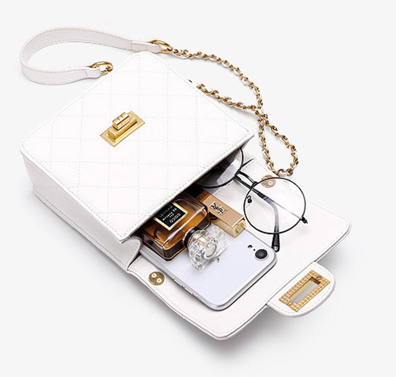 Wholesales Split Leather Cute Small Purses Wallets Custom Full-Grain Cowhide Wristlet Dermis Shoulder Evening Bag