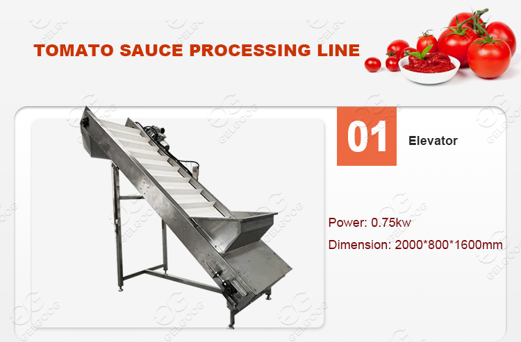 Automatic Industrial Tomato Ketchup Paste Production Line