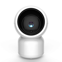 High Definition Monitoring Wifi IP Camera CCTV with Auto Motion Alarm Security Protection with Built in Battery
