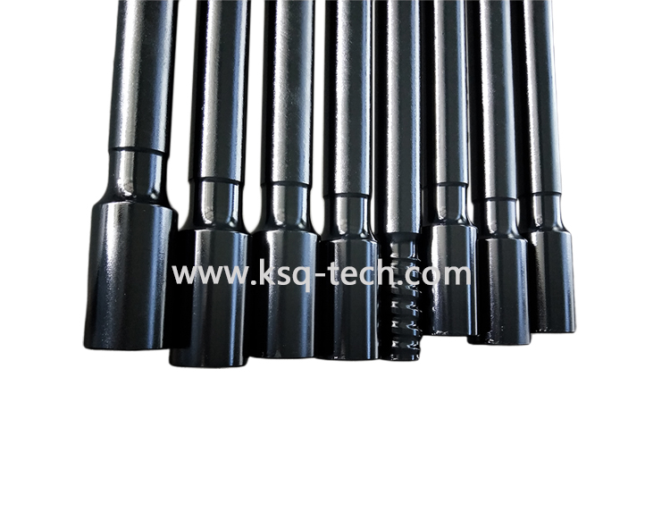 High Performance T38 T45 T51 3050mm 3660mm rock drill rod/ extension rod