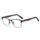 90808 Japanese computer metal wooden optic eye glasses frames