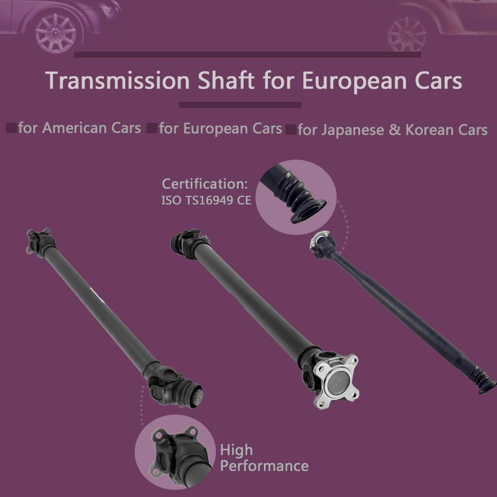 ZPARTNERS Prop Shaft Driveshaft CN4C154K357AD For FORD TRANSIT Drive Shaft Propshaft Transmission Propeller Shaft