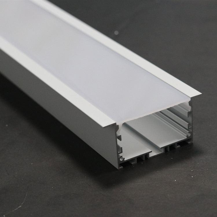 LvSen LS145 Factory Price aluminum extrusion led aluminum profile for led strips lights from ShenZhen