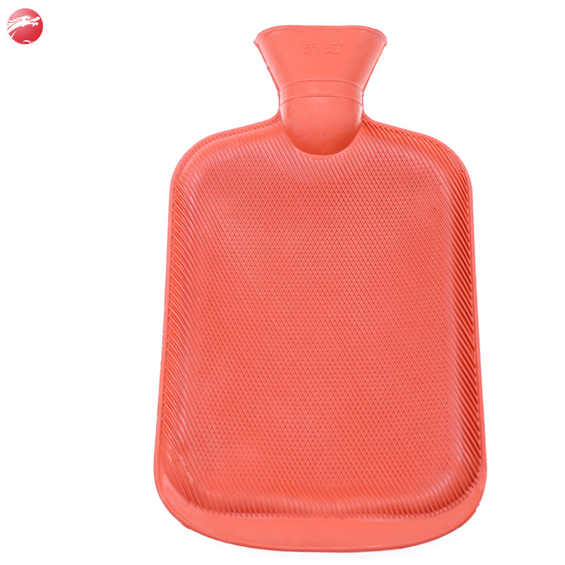 2000Ml China High Quality Wholesale Travel Small Hot Water Bottle Rubber
